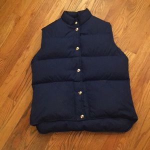 Vintage LL Bean Goose Down Vest